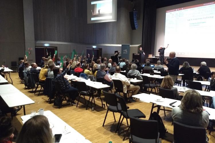 41. landsmøte i Trondheim