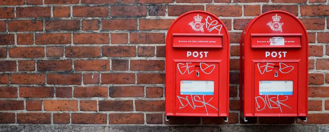 Meld fra om adresseendring eller andre personlige opplysninger